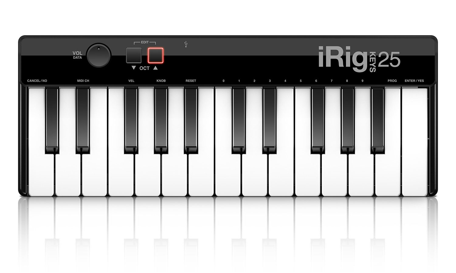 Ik Multimedia Irig Keys 25 Midi Keyboard Wiring Diagram Naturally Is Also Incredibly Easy To Use It Comes With A Usb Cable And Fully Class Compliant Both Which Means That You