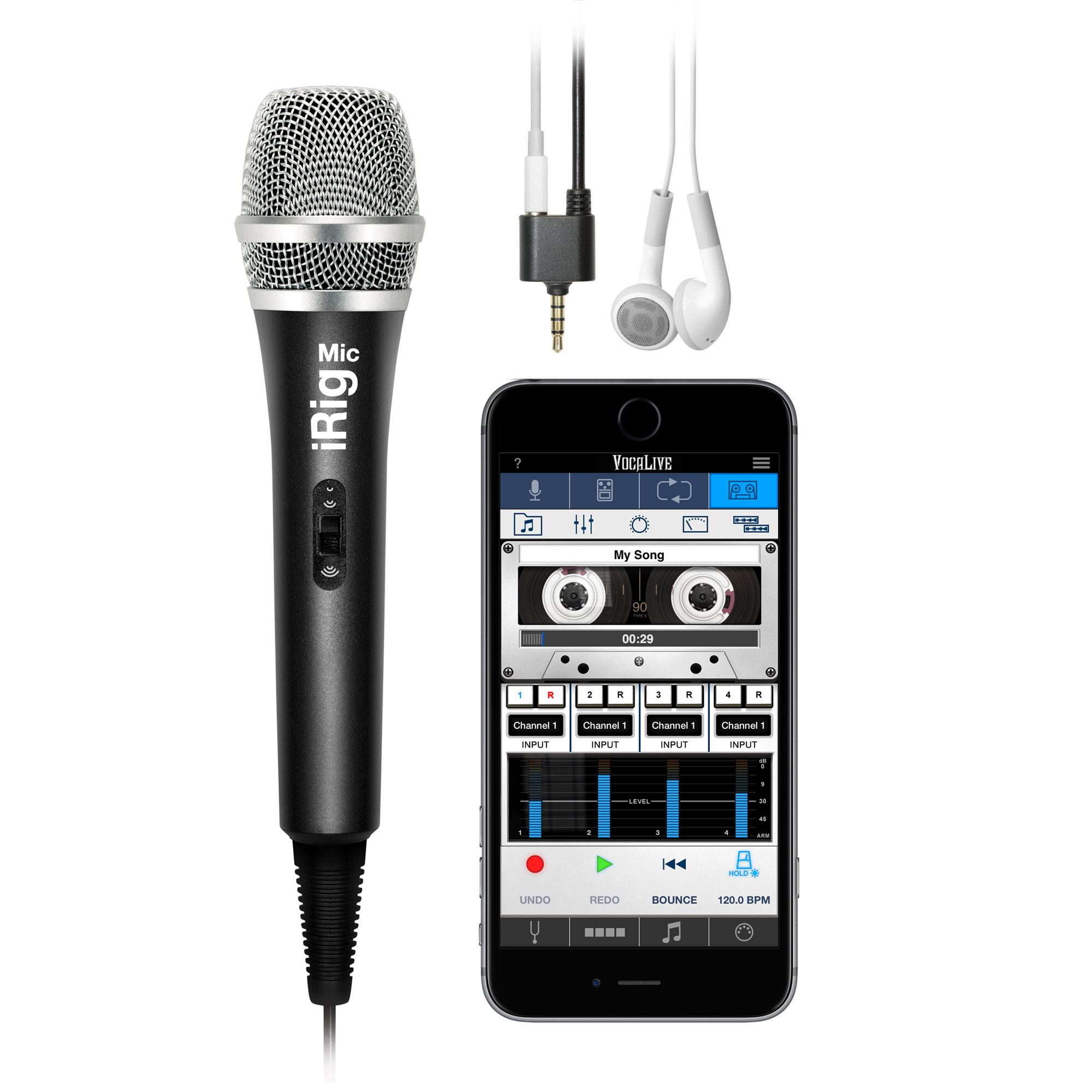 Ik Multimedia Irig Mic Headphone Wiring Diagram Ipod 35mm 5irigvoice 2devices