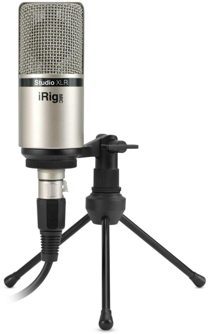 iRig Mic Studio - tripod