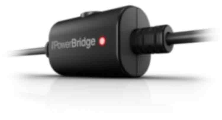 IK Multimedia - iRig PowerBridge