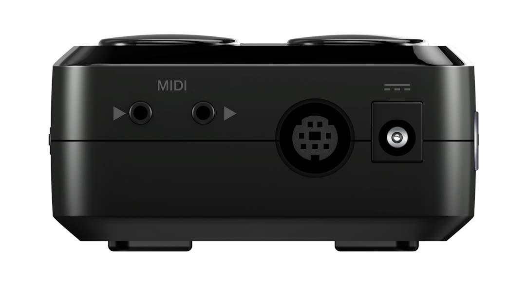 iRig Pro Duo - MIDI
