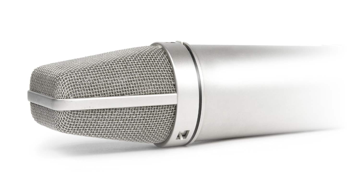 iRig Pro Duo - Studio mic ready