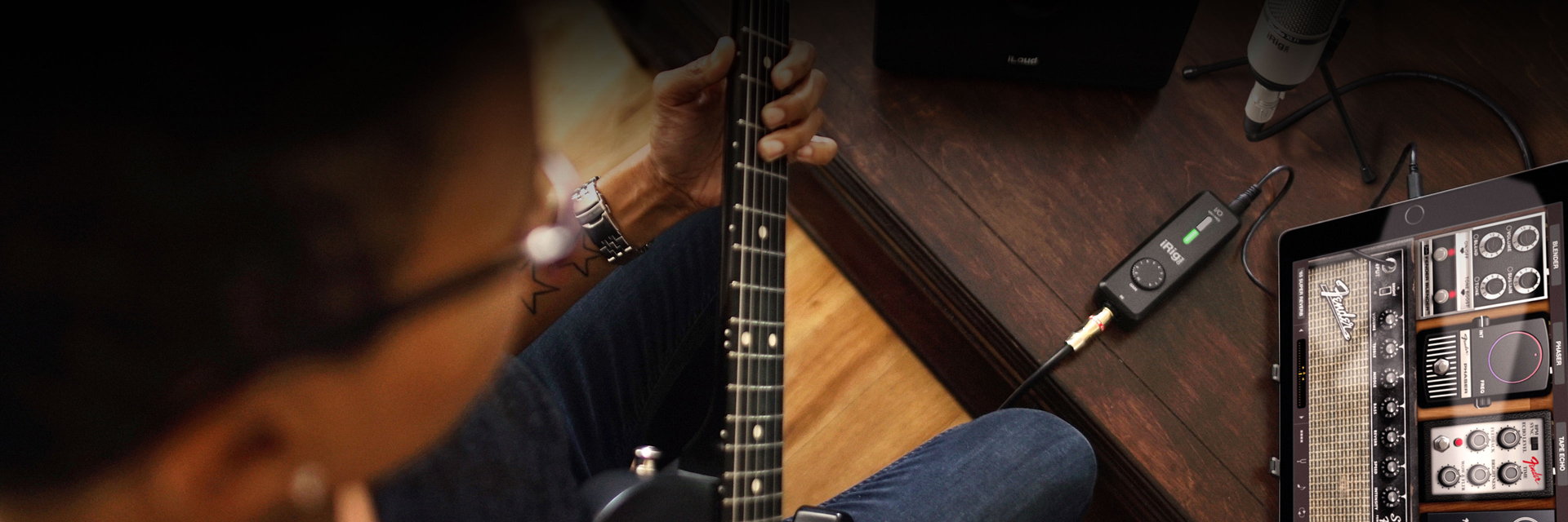 Ik Multimedia Irig Pro I O Acoustic Guitar Jack Wiring Diagram Battery Your New Pocket Sized Mobile Studio
