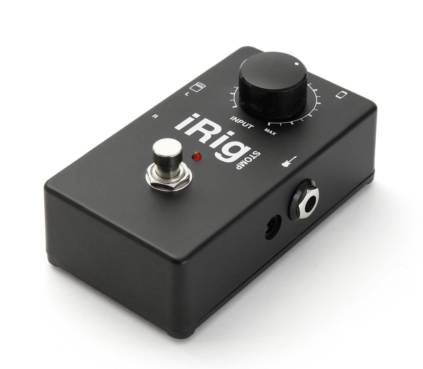 Ik Multimedia Irig Stomp Guitar Input Jack Wiring Mono Is Based On The Wildly Popular Amplitube Interface And Compatible With Any Ios Dare We Say Decent Sounding Amp Instrument