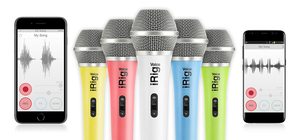 IK Multimedia - iRig Voice