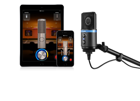 IK Multimedia - Mic Room