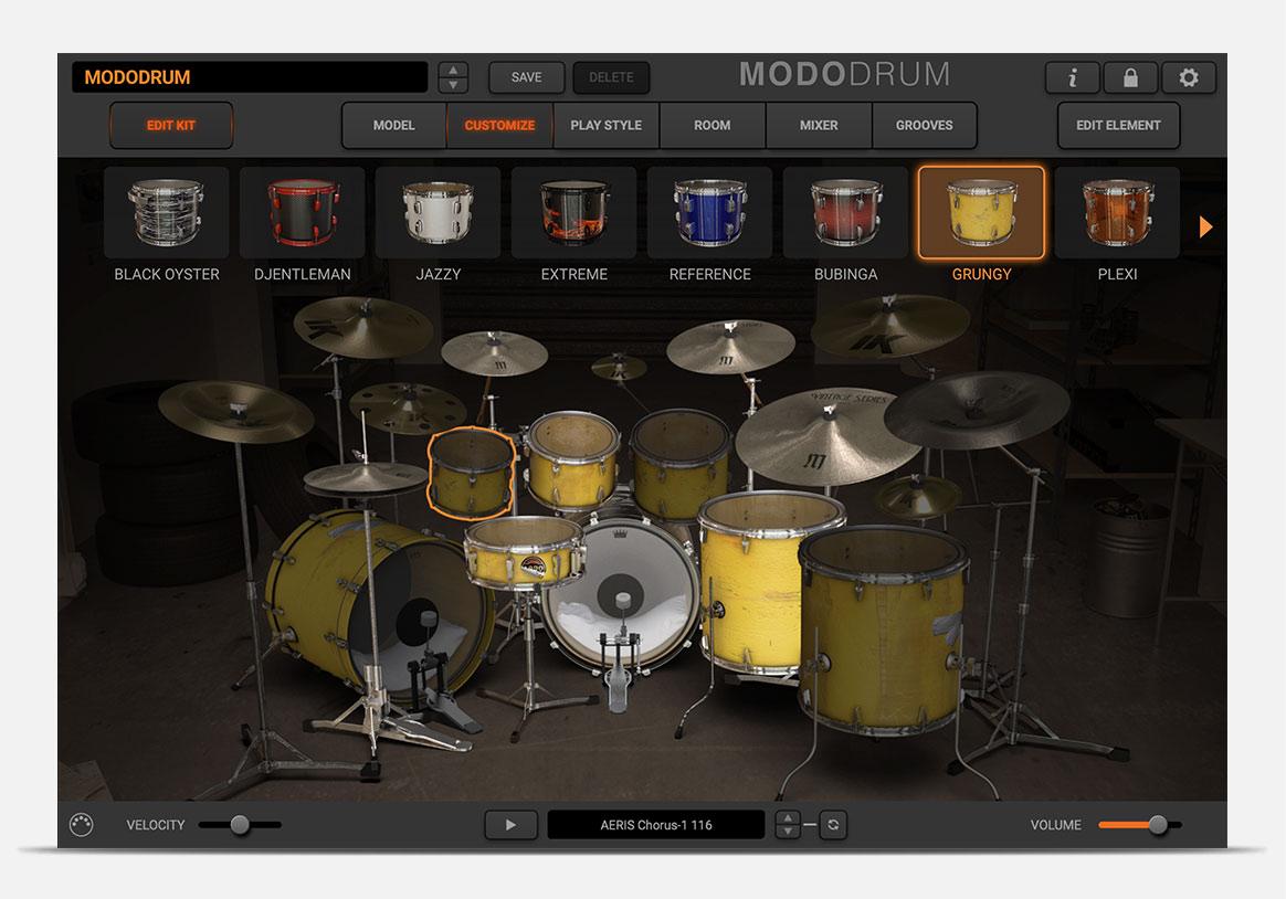 IK Multimedia - MODO DRUM
