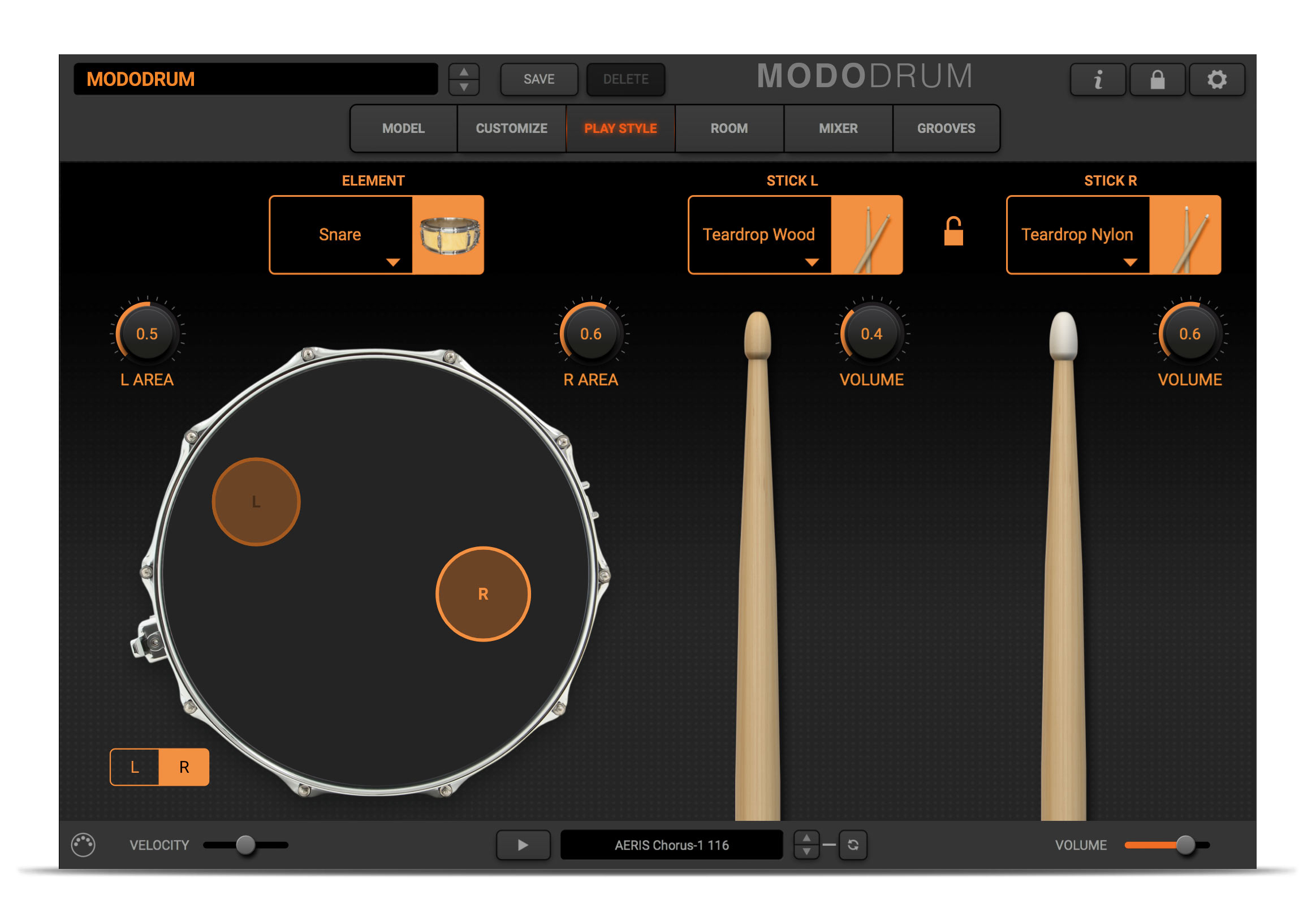 MODO DRUM - Meet your new drummer