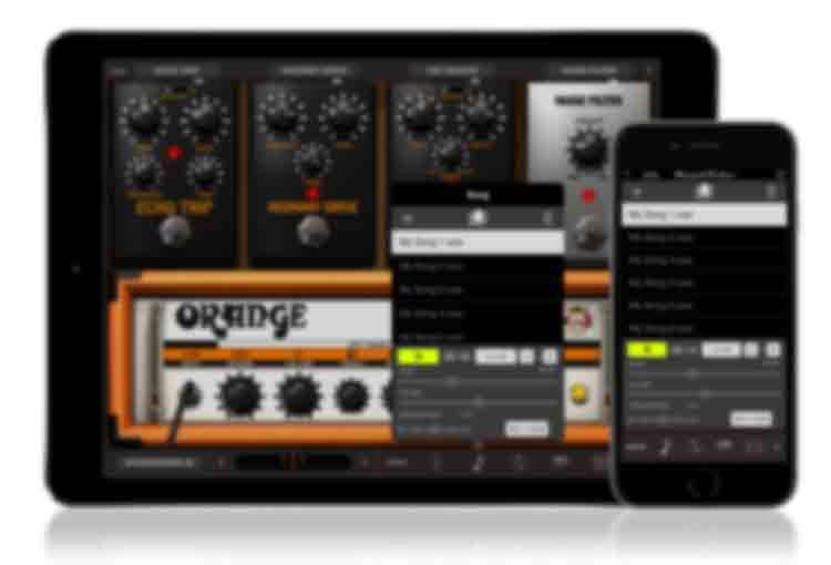 IK Multimedia - AmpliTube Orange