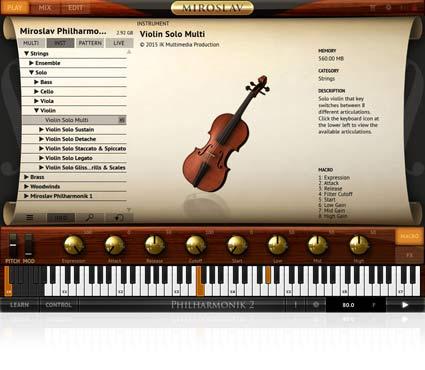 descargar vst violin para fl studio