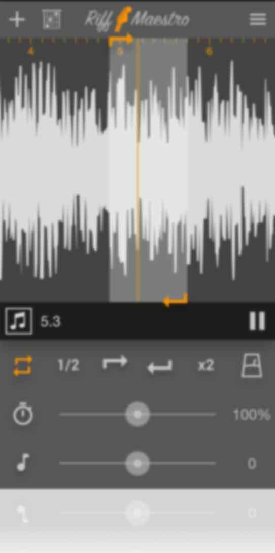 IK Multimedia - Riff Maestro