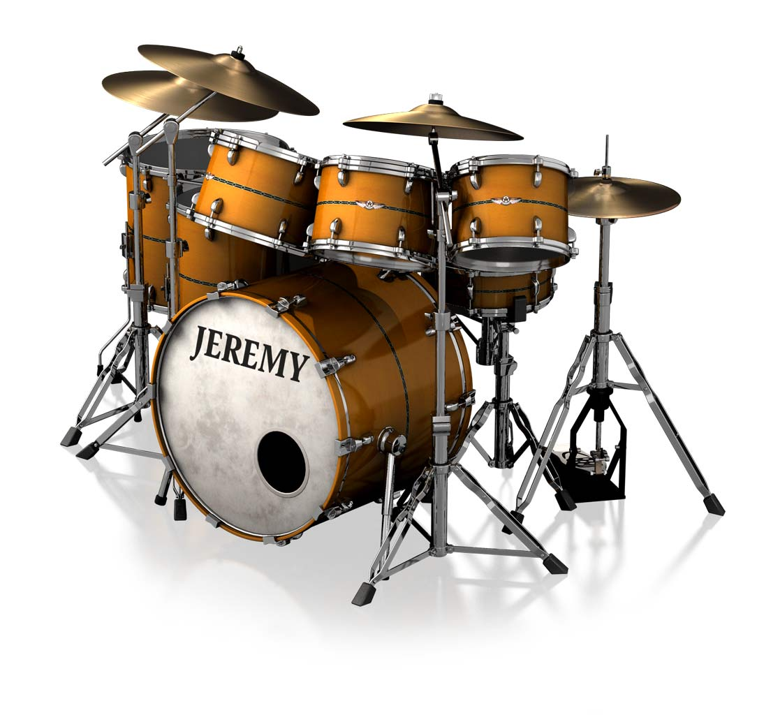 Jeremy Full Kit