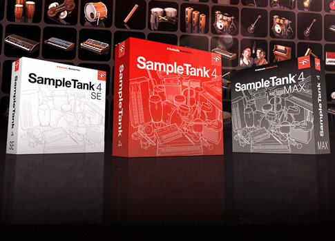 IK Multimedia - SampleTank 4