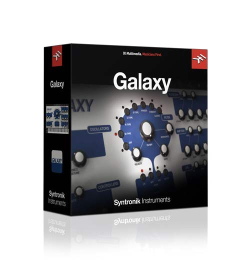 IK Multimedia - Syntronik Instruments Galaxy