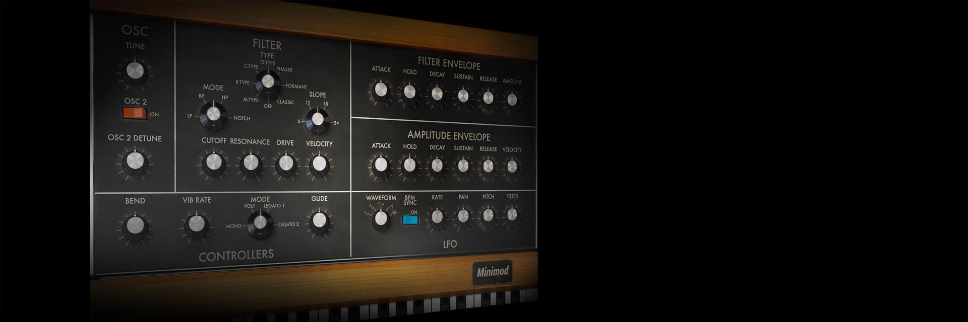IK Multimedia - Syntronik Instruments Minimod