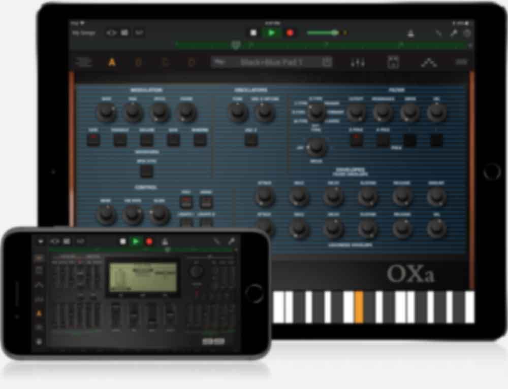 IK Multimedia - Syntronik iOS