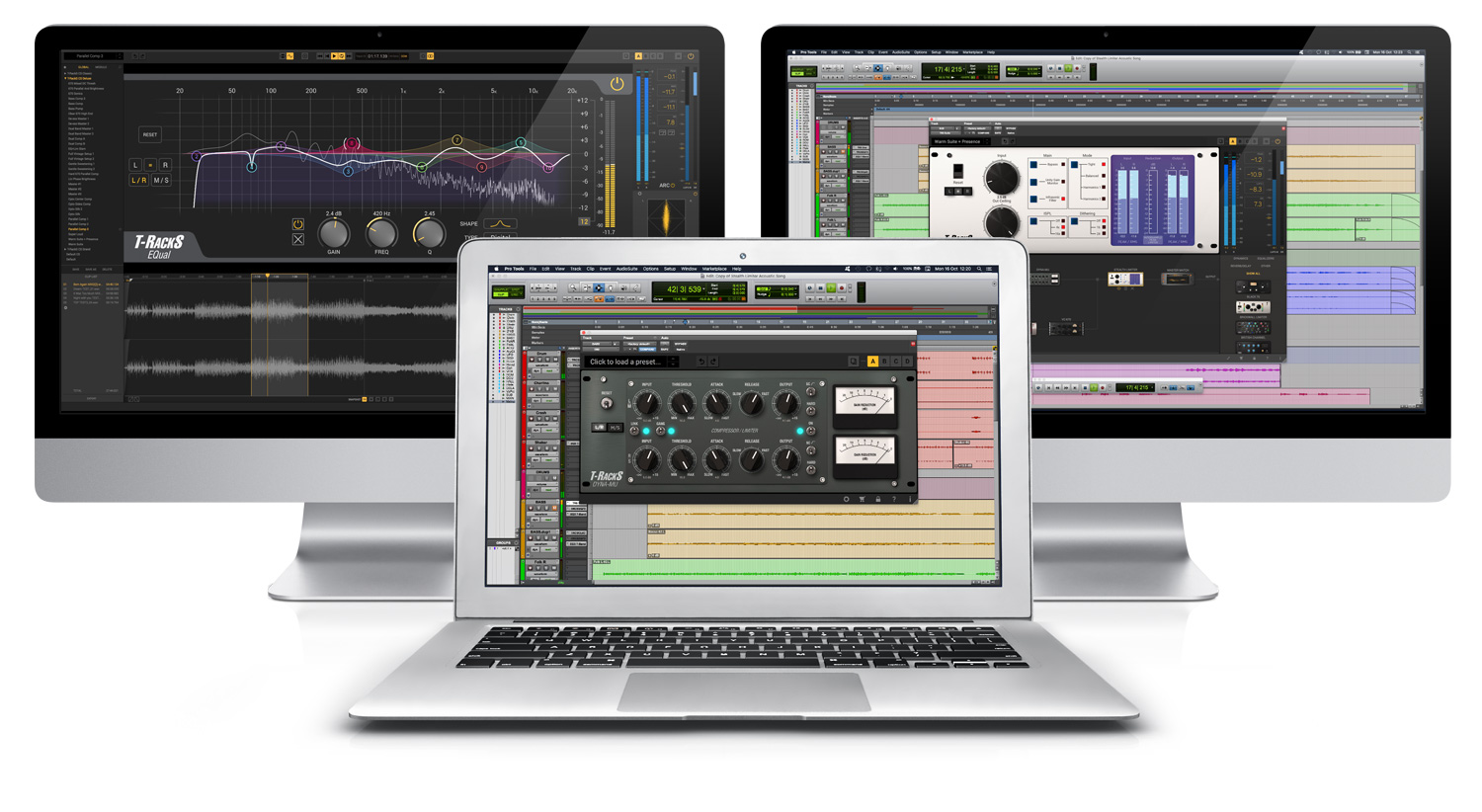 T-Racks Mastering software