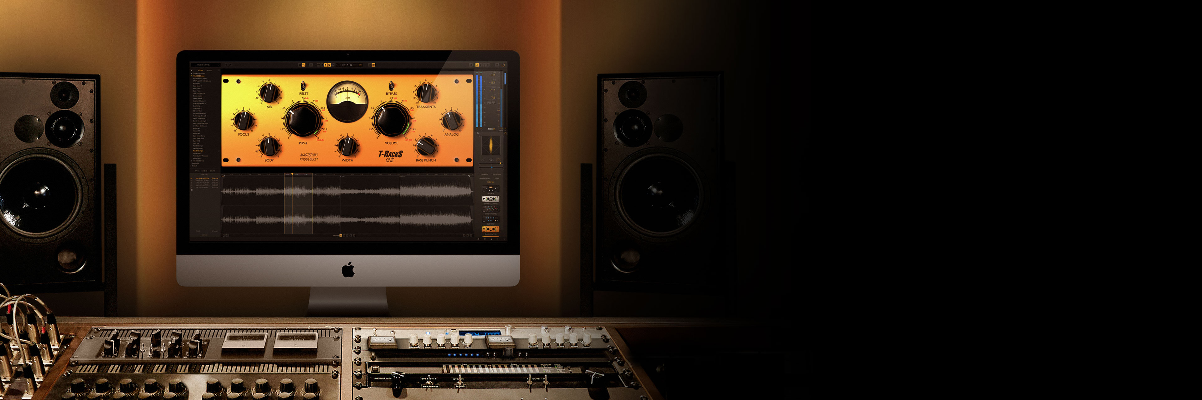 Ik Multimedia T Racks 5 30 Ddm To Audio Level Meter Matching That World Class Sound Has Never Been Easier