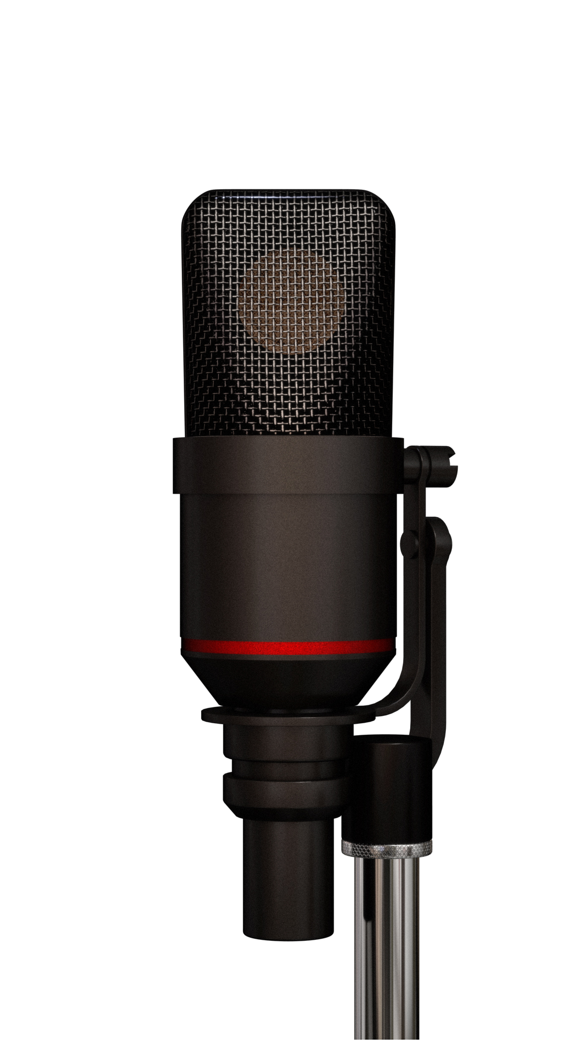 Ik Multimedia Mic Room Dynamic Amplifier To Use Speaker As Microphone Electronic Condenser 170 Based On Neumann Tlm