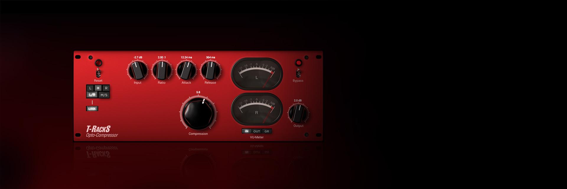 IK Multimedia - Opto Compressor