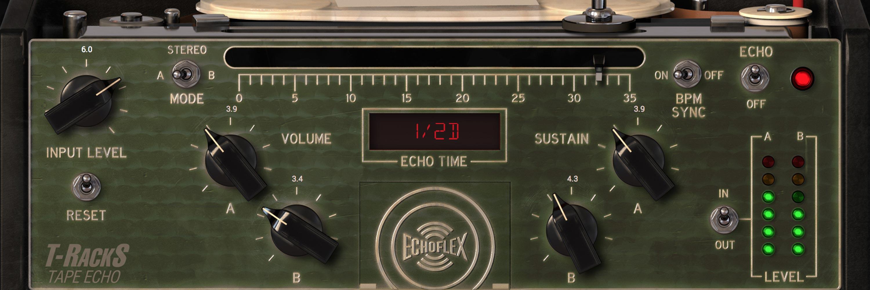 IK Multimedia - Tape Echo