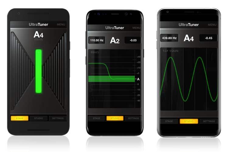 IK Multimedia - UltraTuner Android